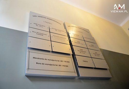 tablica_reklamowa_dibond_szczotkowany_redenberg_katowice