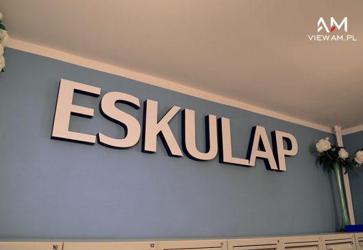 logo_z_styroduru_eskulap_katowice
