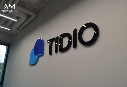logo_3d_plexi_litery_przestrzenne_tidio_slask